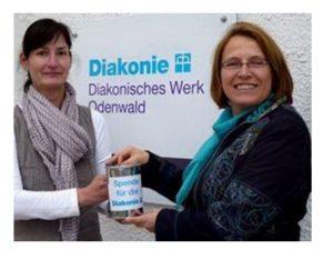 Sabine Arndt und Bärbel Simon