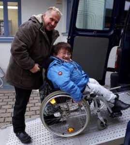Behindertenclub