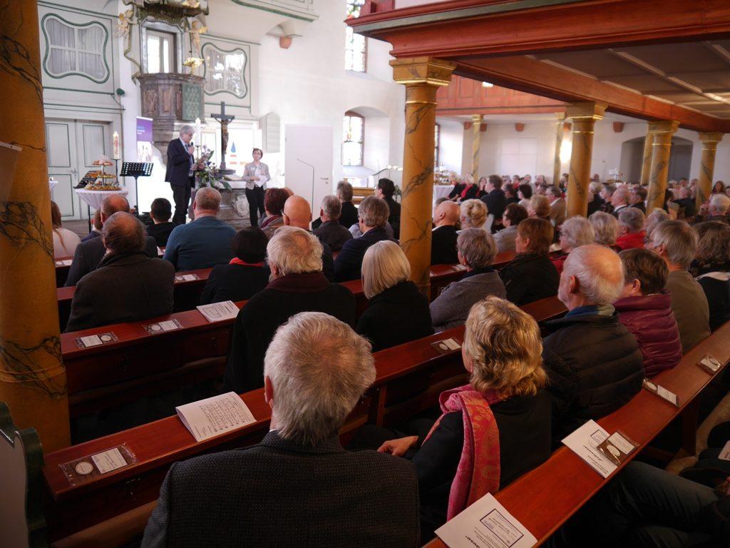 In der Erbacher Stadtkirche