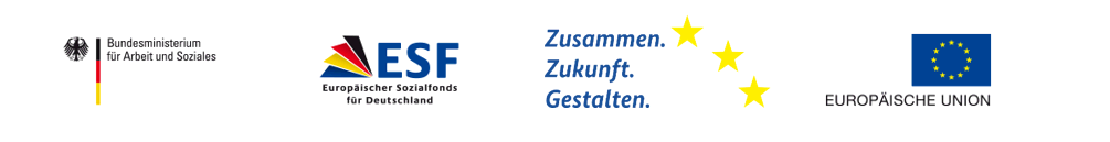 logos vom Rückenwind-Projekt