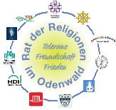 Rat der Religionen im Odenwald