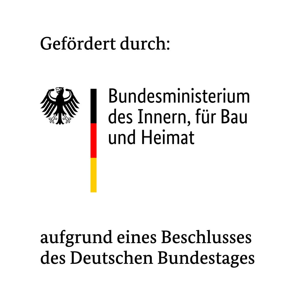 Logo des Innenministeriums