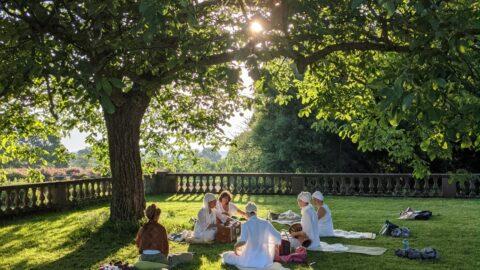 Yoga Kurs ab 30.8. im Diakonischen Werk Odenwald